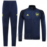 Chandal del Arsenal 2019-2020 Azul Oscuro