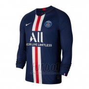 Camiseta Paris Saint-Germain Primera Manga Larga 2019-2020