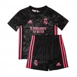 Camiseta Real Madrid Tercera Nino 2020-2021