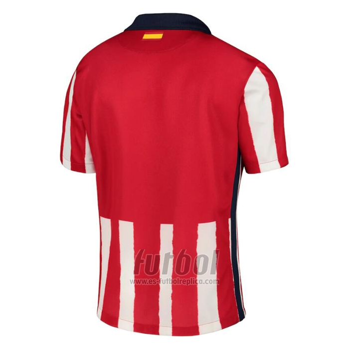 Camiseta Atletico Madrid Primera 2020-2021