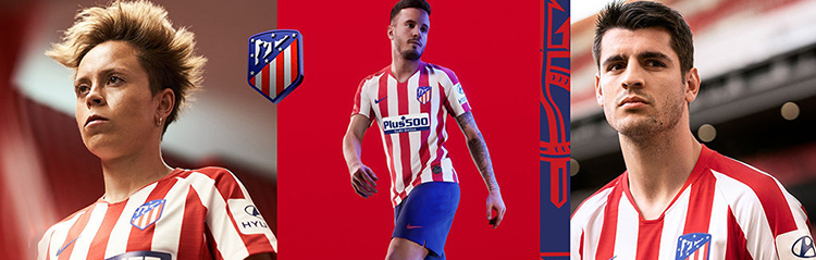camisetas Atletico Madrid